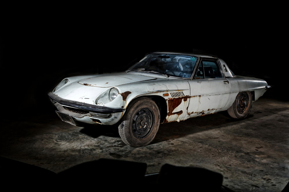 1970 Mazda Cosmo Project For Sale (picture 1 of 1)