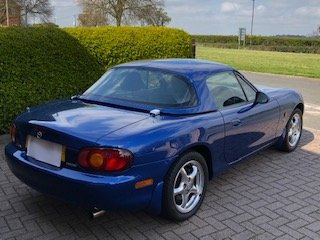 1999 MX 5 10th Anniversary Limited Edition For Sale