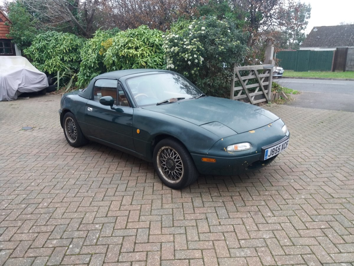 1991 107 of 250 MX5 LTD Edition For Sale (picture 1 of 6)