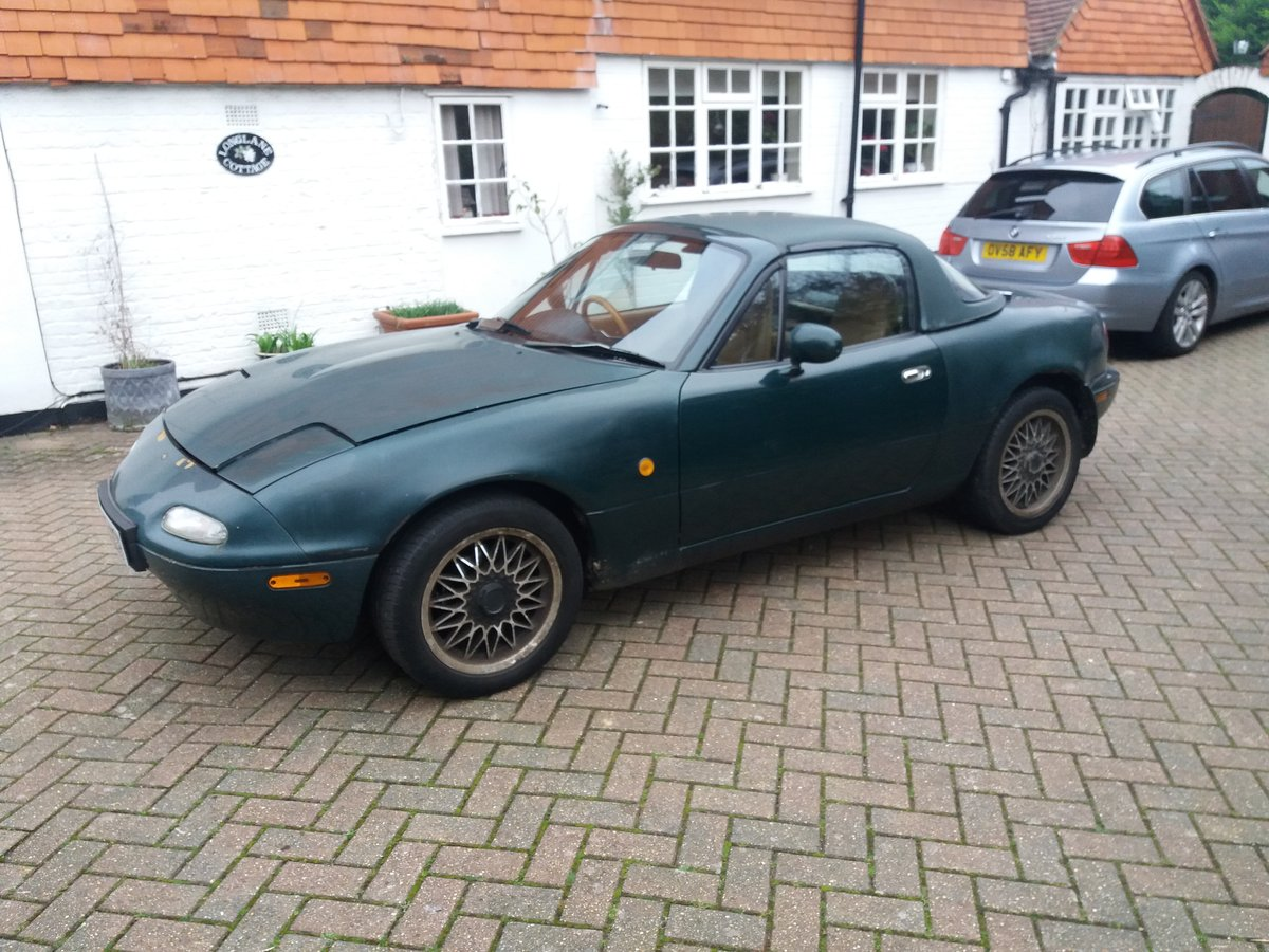 1991 107 of 250 MX5 LTD Edition For Sale (picture 4 of 6)