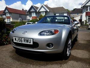 2006 Mazda MX5 2.0 Sport, LEATHER, 4 NEW TYRES, 12 MOT