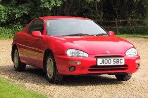 1991 Mazda MX3 1.6i ABS Automatic Coupe