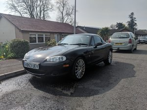 2004 MX-5 MK2 1.8 with Hard top For Sale