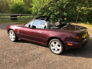 1996 MX5 Merlot Limited Edition MK1 For Sale