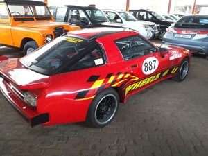 1982 Race, Track or Hillclimb car