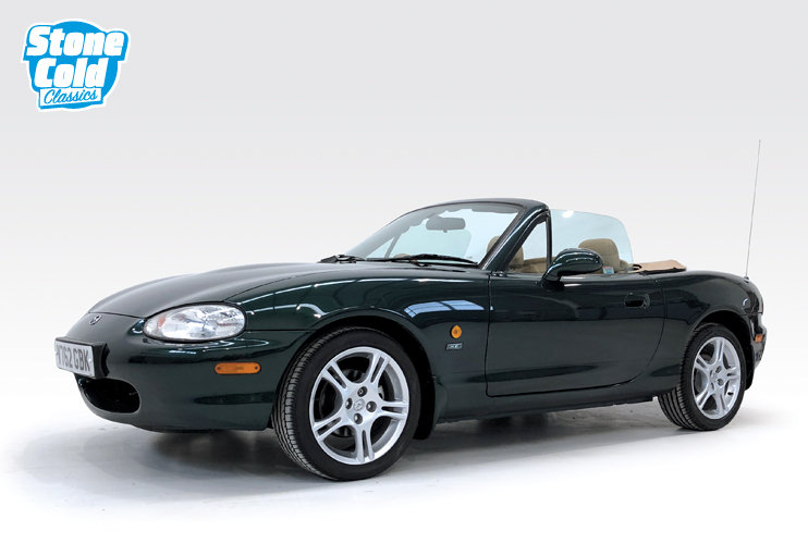 1999 Mazda MX5 SE Limited Edition DEPOSIT TAKEN SOLD (picture 1 of 6)