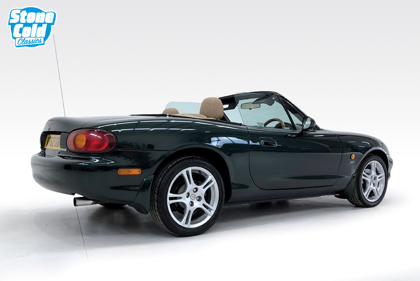 1999 Mazda MX5 SE Limited Edition DEPOSIT TAKEN SOLD (picture 2 of 6)