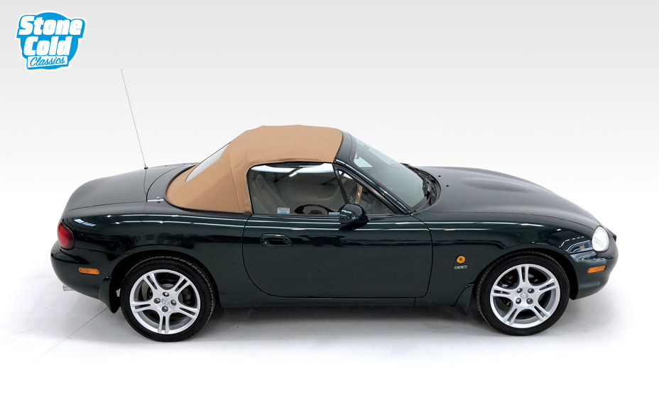 1999 Mazda MX5 SE Limited Edition DEPOSIT TAKEN SOLD (picture 6 of 6)