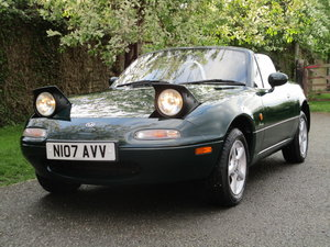1996 Exceptional low mileage MX5 MK1. MX5 SPECIALISTS For Sale