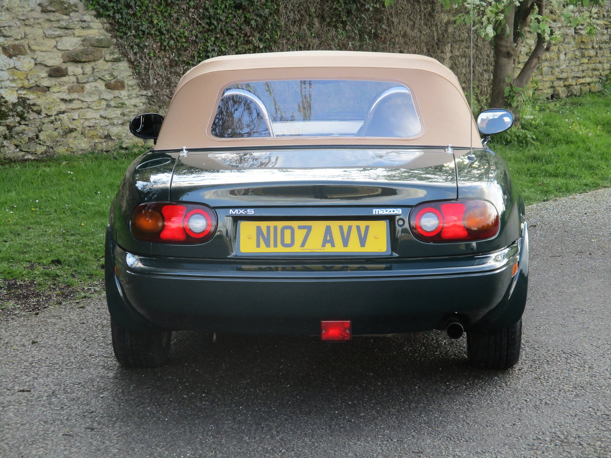 1996 Exceptional low mileage MX5 MK1. MX5 SPECIALISTS For Sale (picture 4 of 6)