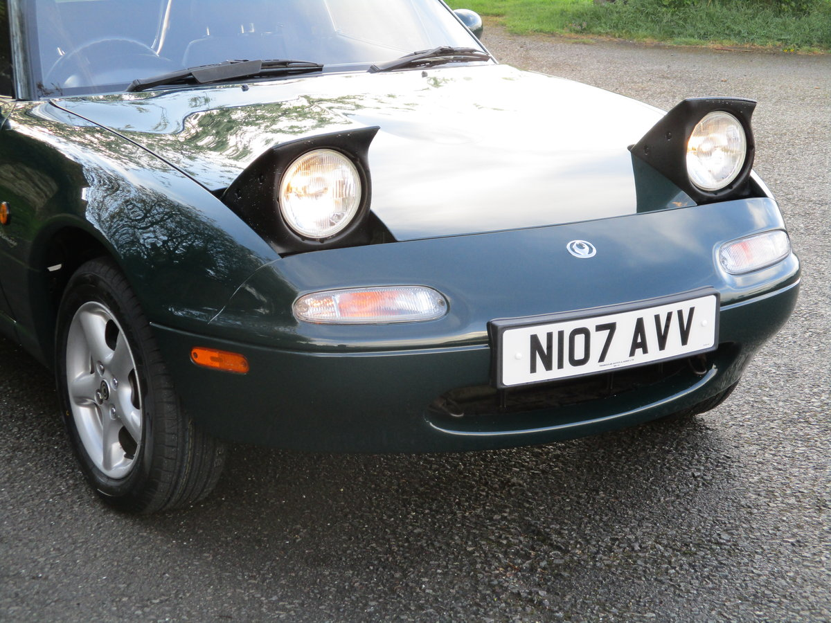 1996 Exceptional low mileage MX5 MK1. MX5 SPECIALISTS For Sale (picture 6 of 6)