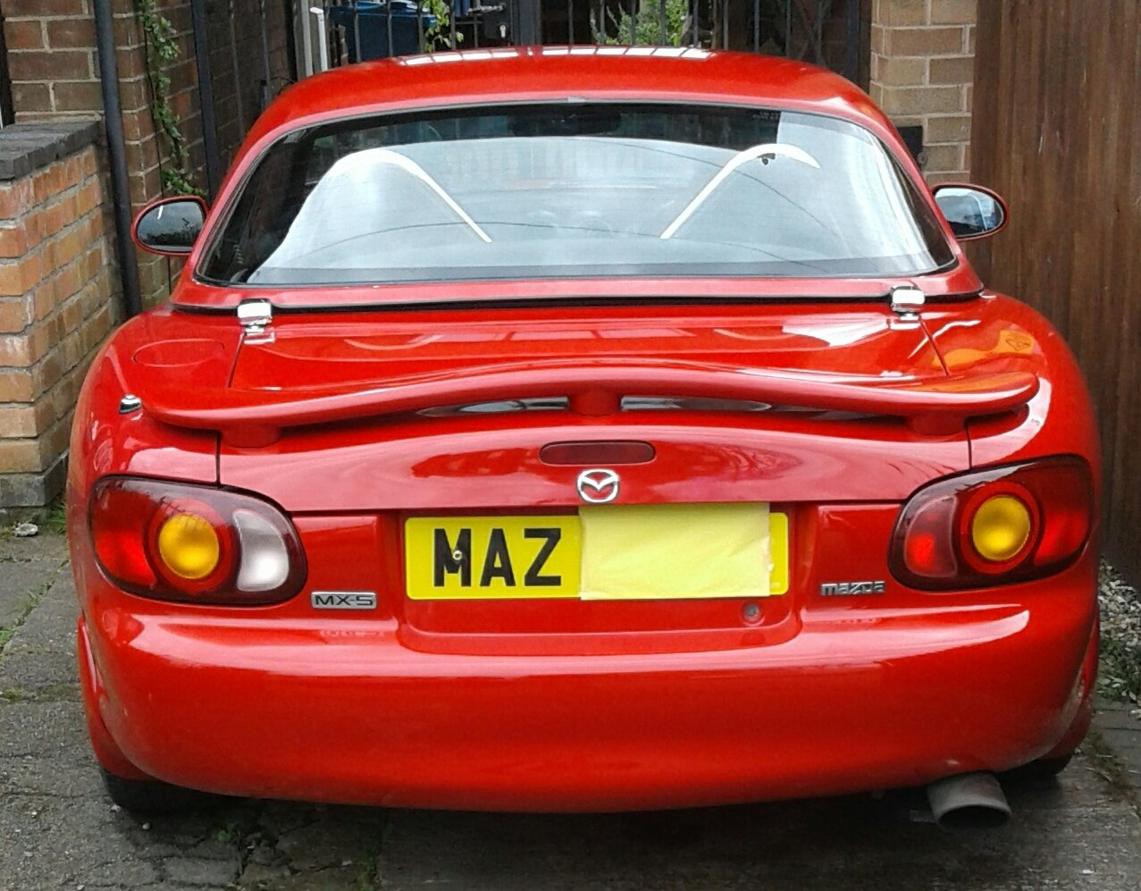 1999 Mazda MX 5 Limited Edition for Sale For Sale (picture 4 of 6)