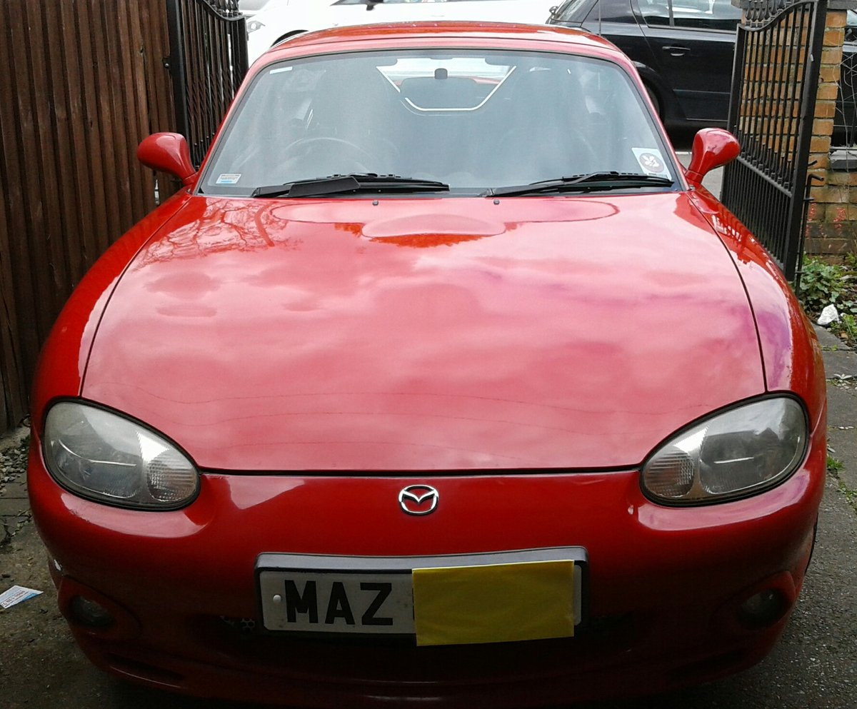 1999 Mazda MX 5 Limited Edition for Sale For Sale (picture 5 of 6)