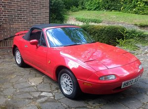 1991 Mazda MX5 Eunos Roadster Automatic For Sale