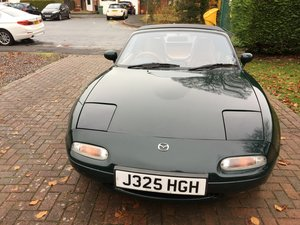 1991 MX5 Eunos Automatic