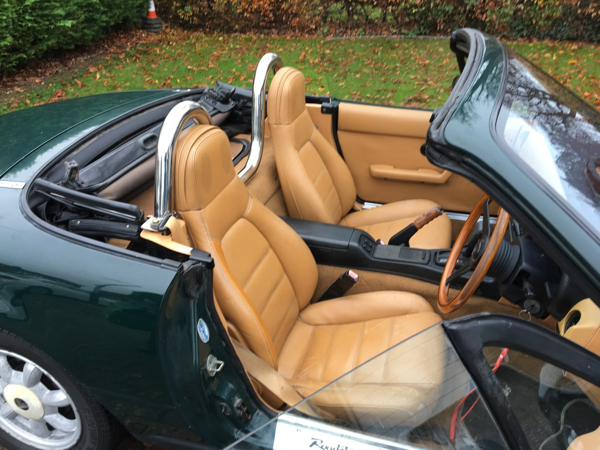 1991 MX5 Eunos Auto. Roadster, New Car forces Sale. For Sale (picture 2 of 5)