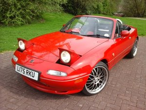 1994 Mazda Eunos Roadster at Morris Leslie Auction 25th May For Sale by Auction