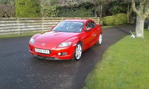 2004 Mazda RX-8 192 PS at Morris Leslie Auction 25th May For Sale by Auction