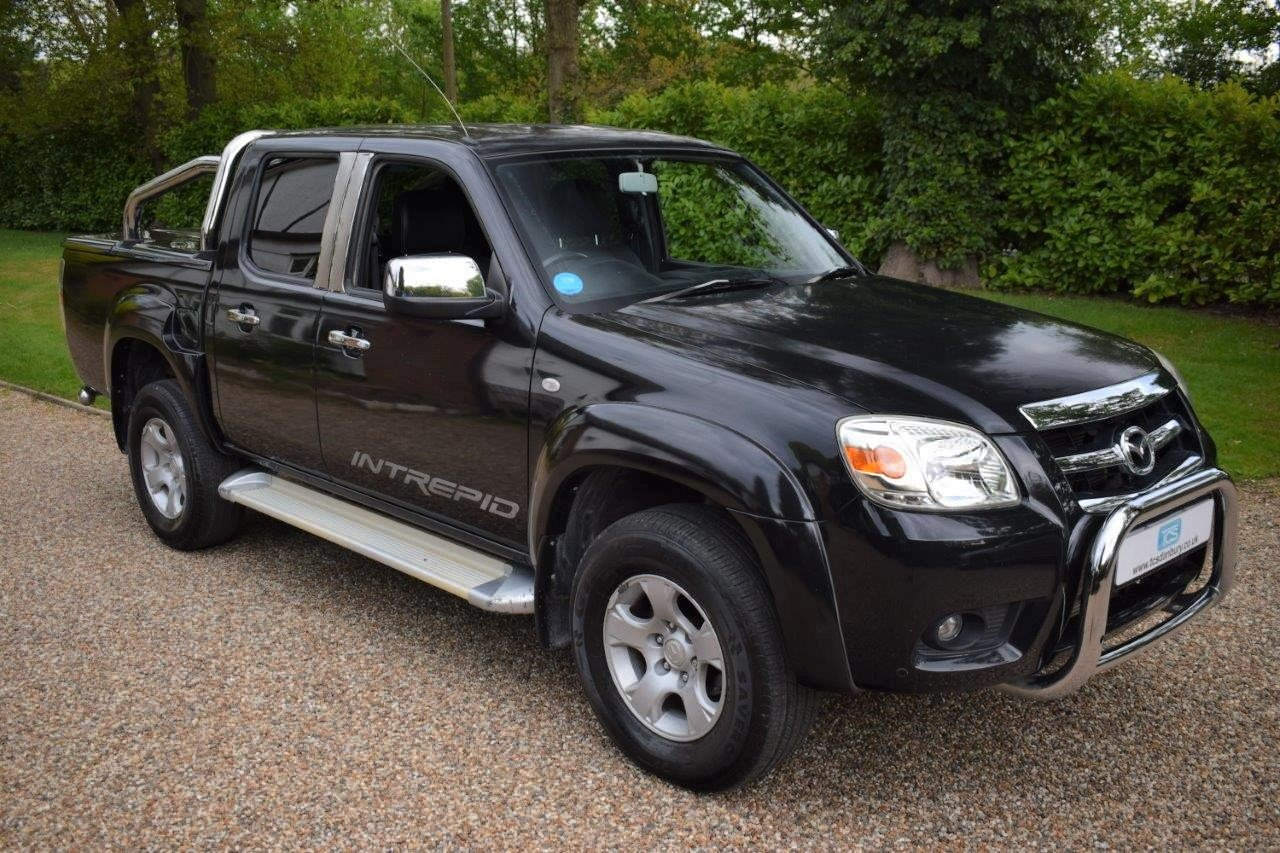 2009 Mazda BT50 Intrepid 3.0TD 4x4 Double Cab Automatic  SOLD (picture 1 of 6)
