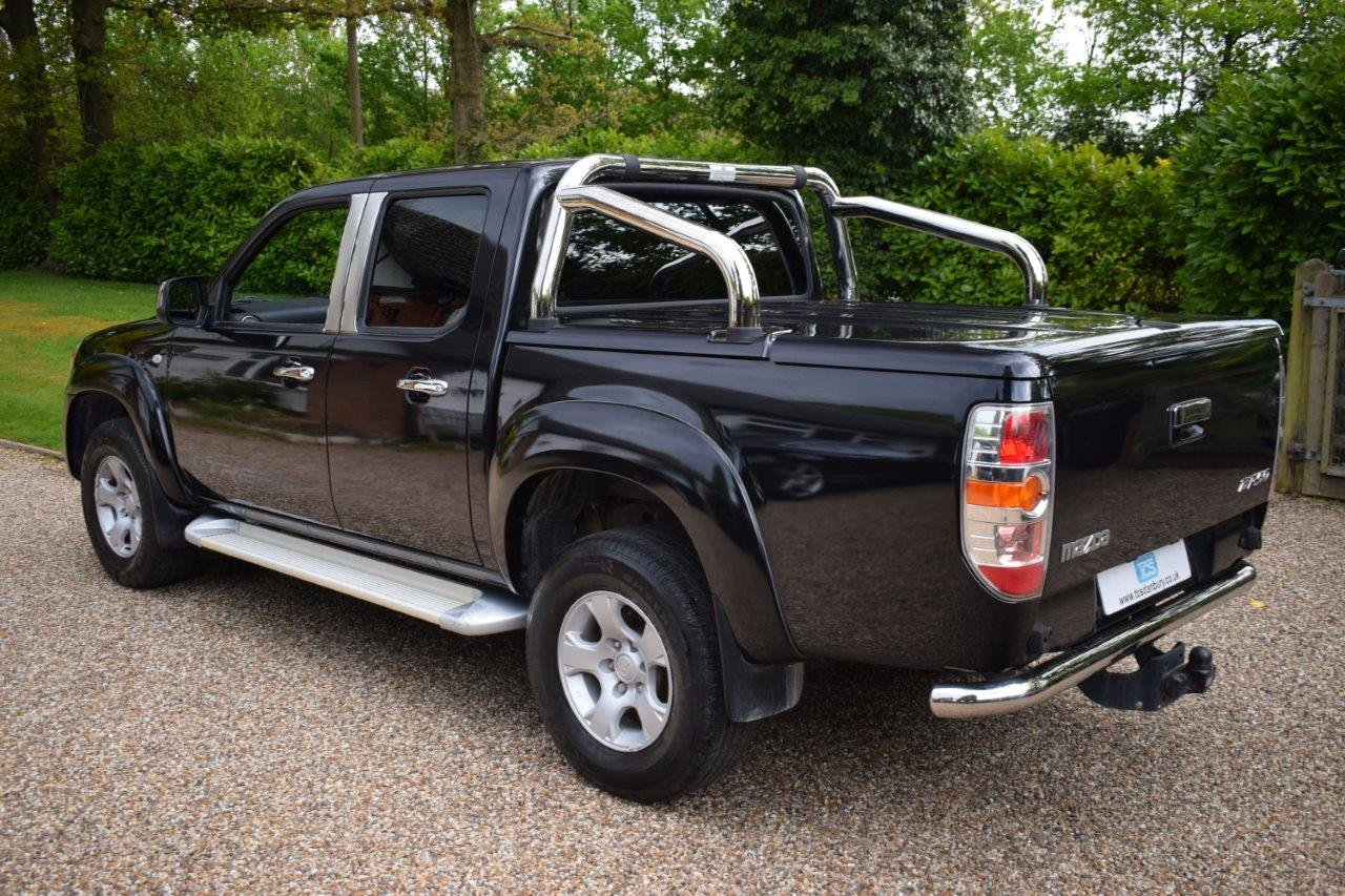 2009 Mazda BT50 Intrepid 3.0TD 4x4 Double Cab Automatic  For Sale (picture 2 of 6)
