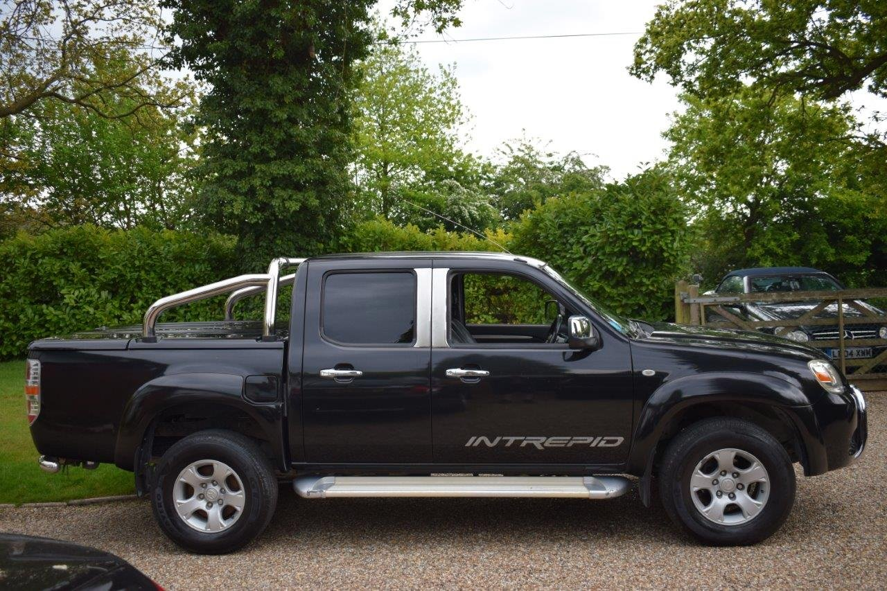 2009 Mazda BT50 Intrepid 3.0TD 4x4 Double Cab Automatic  SOLD (picture 3 of 6)