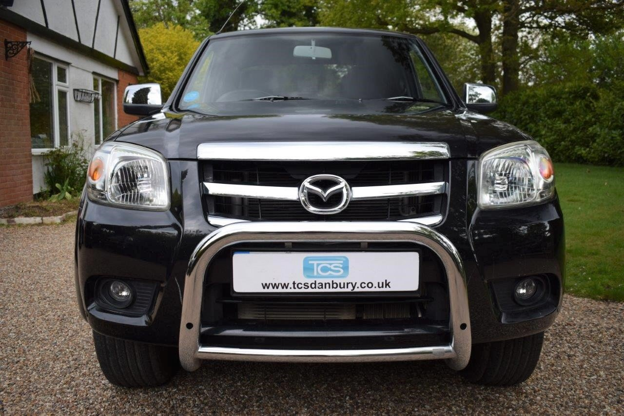 2009 Mazda BT50 Intrepid 3.0TD 4x4 Double Cab Automatic  SOLD (picture 4 of 6)