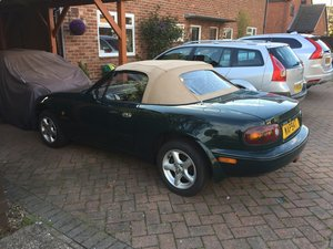 1996 Mazda MX5 Monaco. For Sale