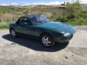 1997 Mk1 Mazda MX5 Monza - Manual, Full MOT, 1.6 For Sale