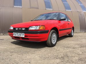 1992 Mazda 323 LXI at Morris Leslie Auction 25th May For Sale by Auction
