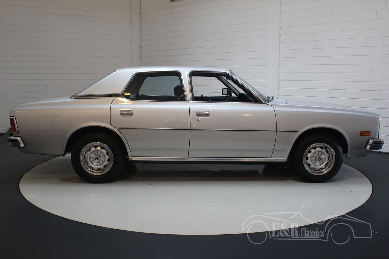 Mazda Legato hardtop 1979 28610 KM fully original For Sale (picture 5 of 6)