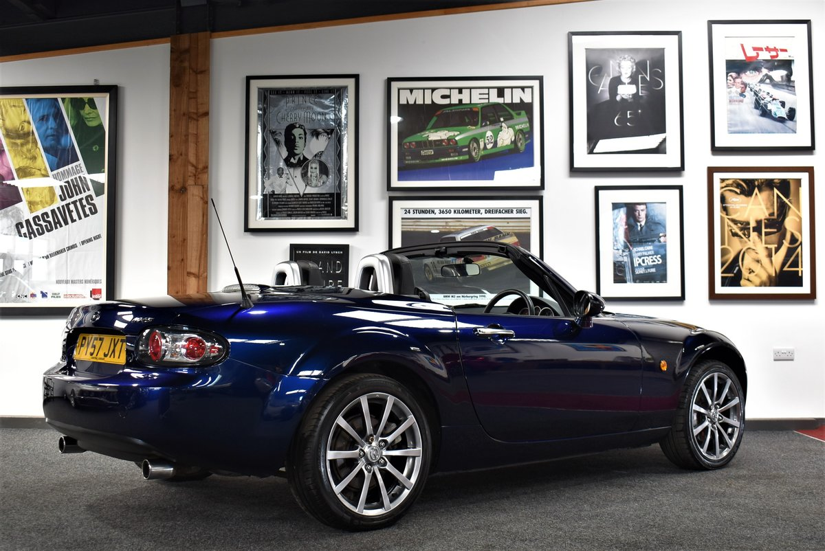 2008 2007 Mazda MX-5 Roadster Sport Coupe For Sale (picture 2 of 6)