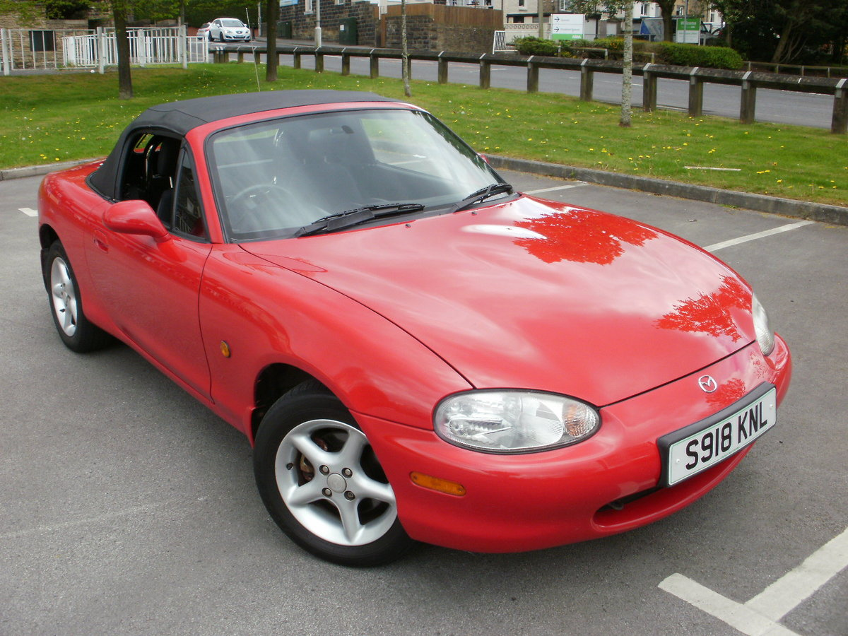 1998 Early MX5 Mk 2 For Sale (picture 1 of 6)