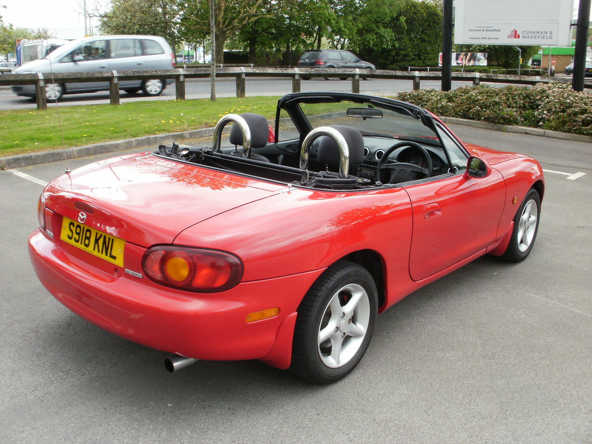1998 Early MX5 Mk 2 For Sale (picture 3 of 6)