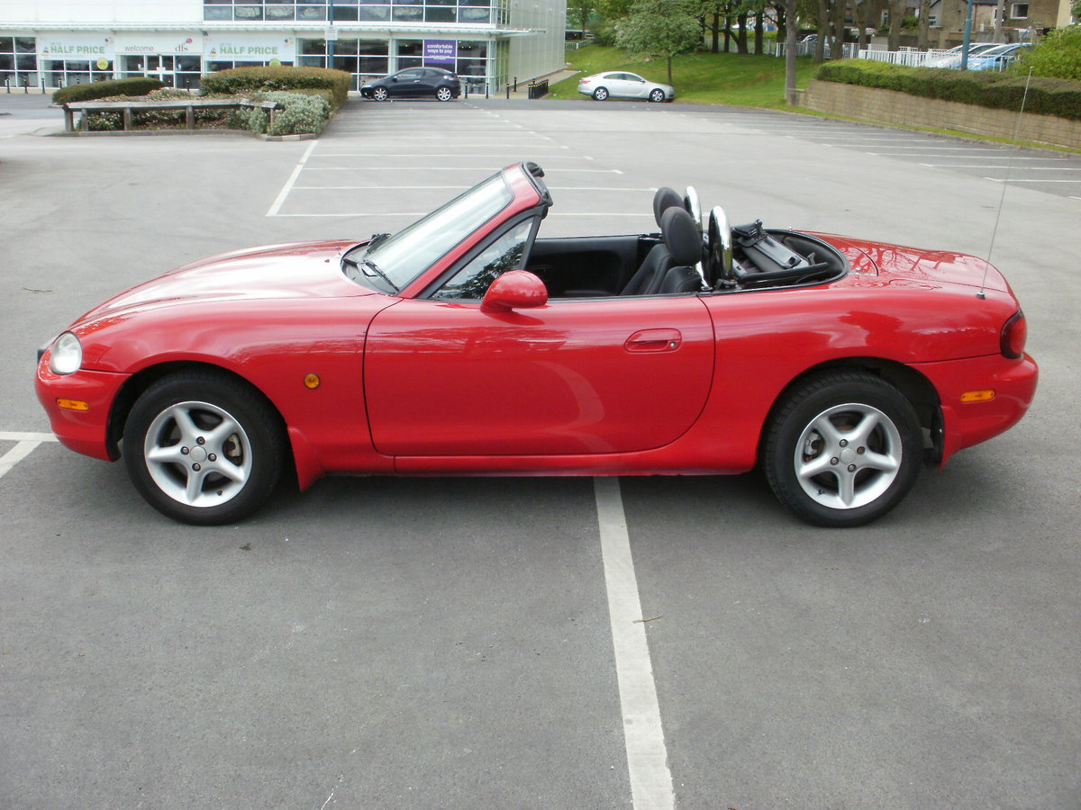 1998 Early MX5 Mk 2 For Sale (picture 6 of 6)