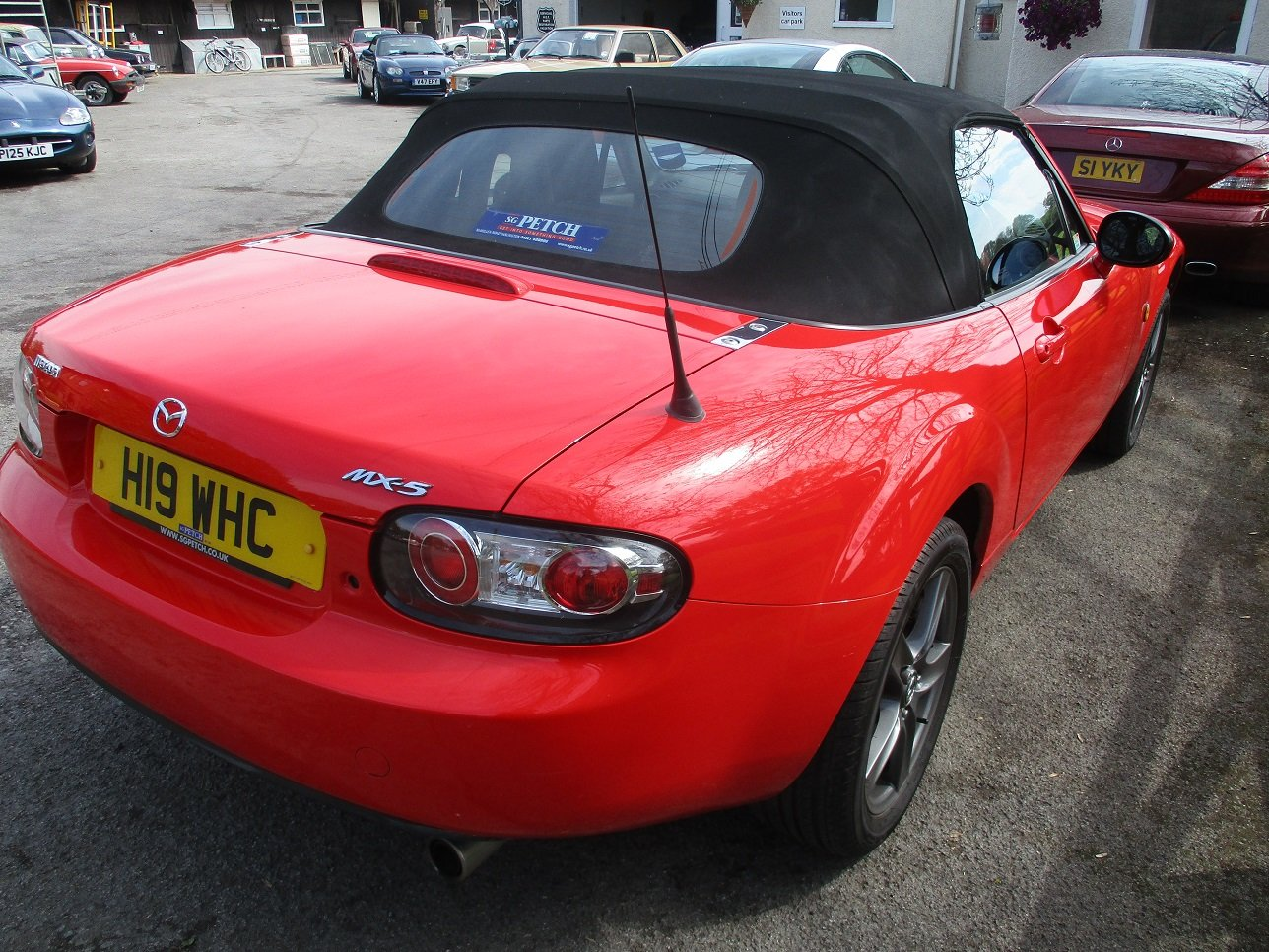 2007 Maxda MX-5 - Great Condition For Sale (picture 2 of 4)