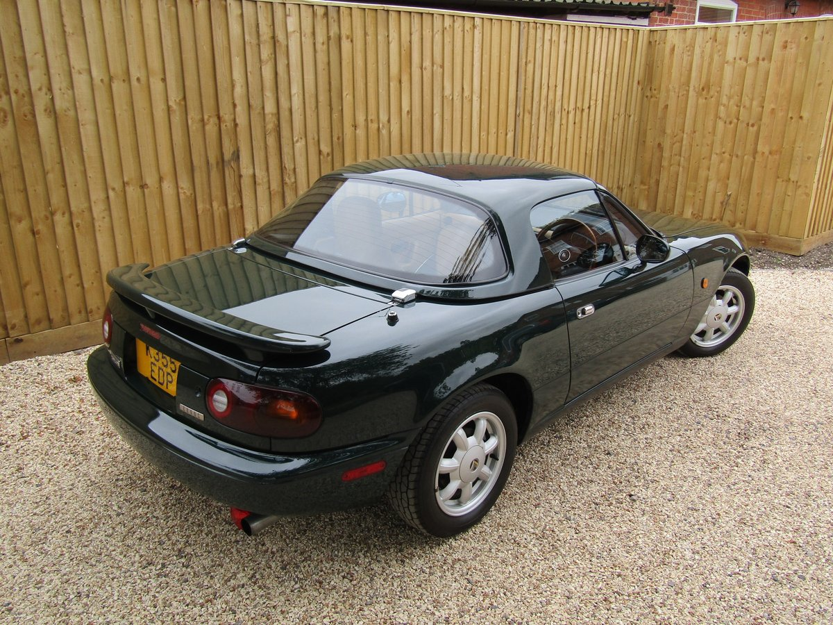 1993 Mazda Eunos Roadster 1.6i For Sale (picture 2 of 6)