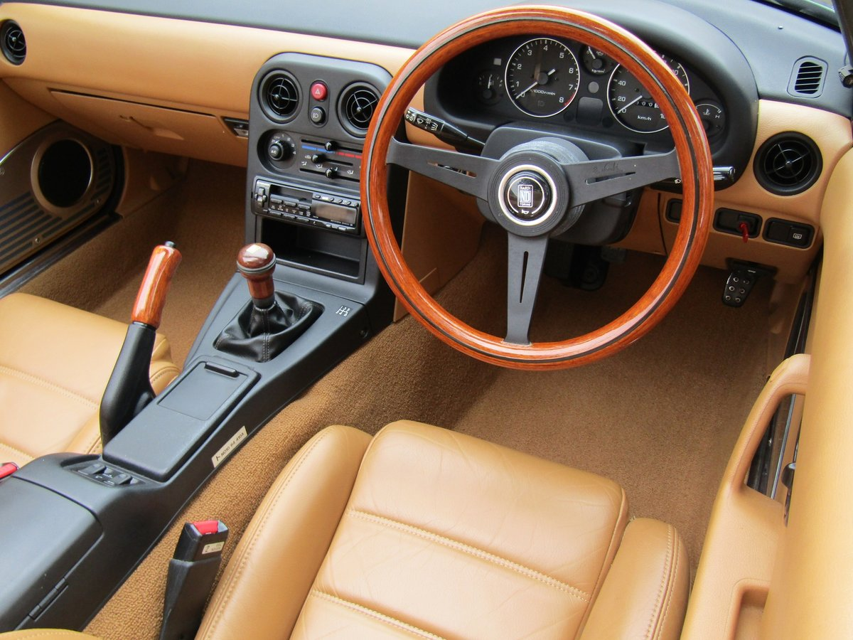 1993 Mazda Eunos Roadster 1.6i For Sale (picture 3 of 6)