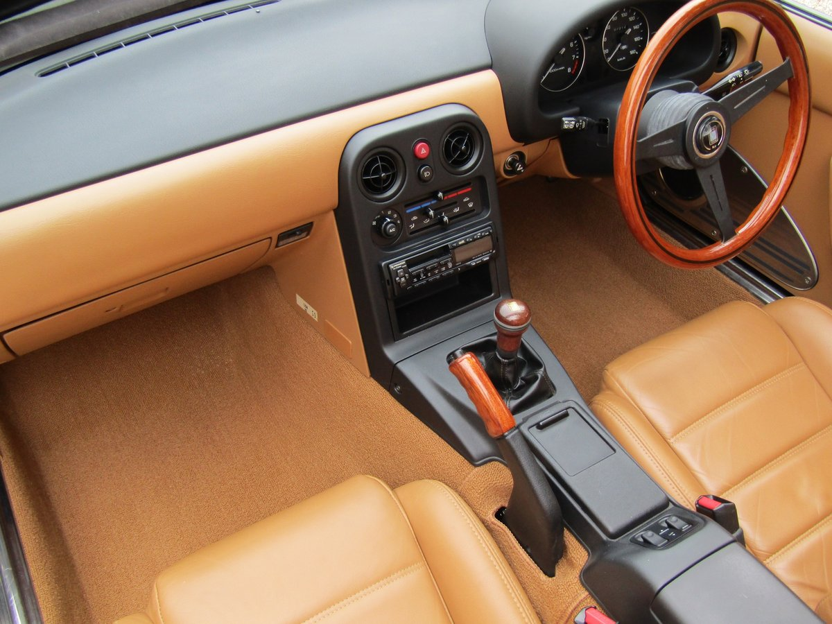 1993 Mazda Eunos Roadster 1.6i For Sale (picture 4 of 6)