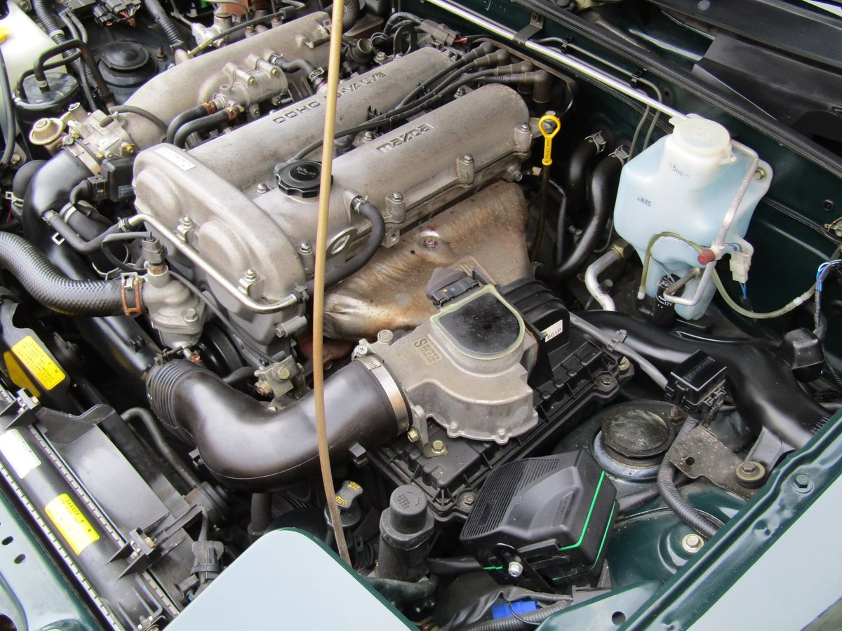 1993 Mazda Eunos Roadster 1.6i For Sale (picture 6 of 6)