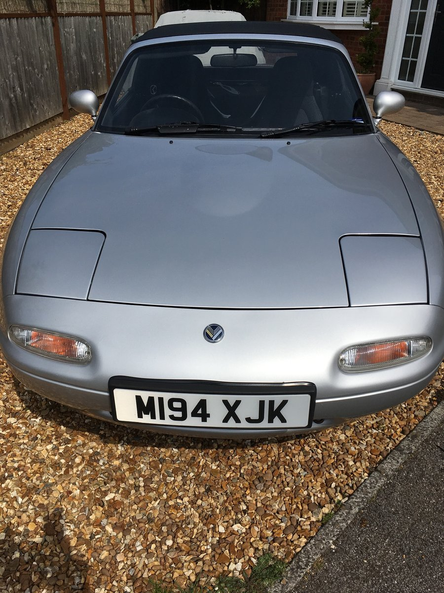 1995 Mazda MX5 mk1  For Sale (picture 3 of 6)