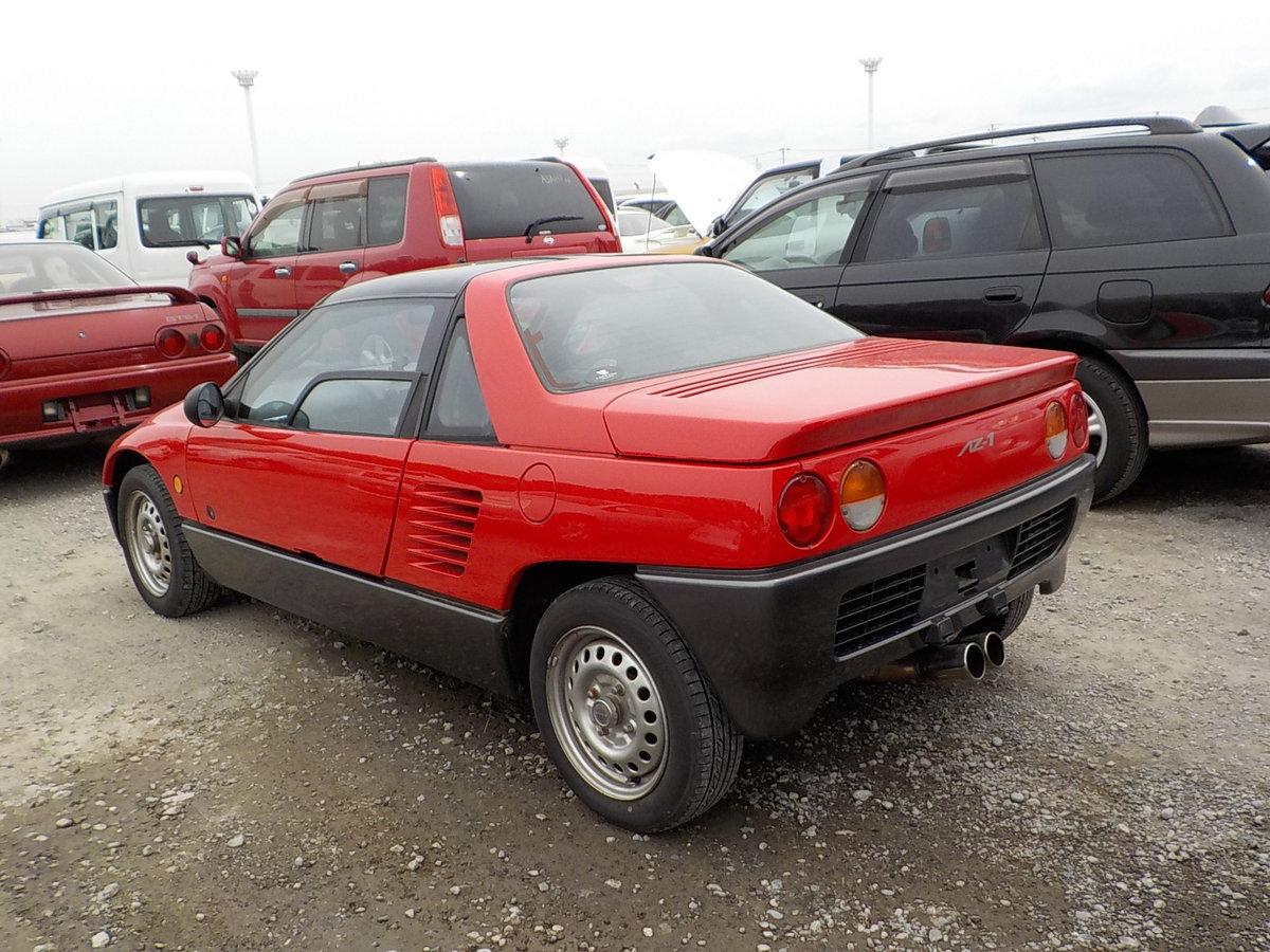 1992 MAZDA AZ1 RARE INVESTABLE MODERN CLASSIC AUTOZAM AZ1 JDM For Sale (picture 2 of 6)