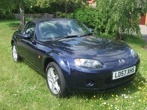 2007 Mazda Mx5 Mk3 Icon - Full Dealer History