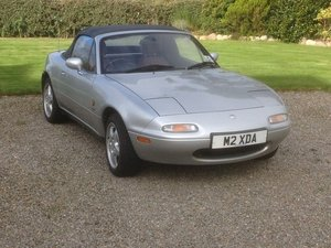1997 Mazda MX-5 Harvard at Morris Leslie Auction 25th May For Sale by Auction