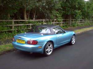 2002 Mazda MX5 For Sale