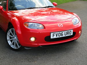 2006 Exceptional low mileage MX5 Sport. MX5 SPECIALISTS