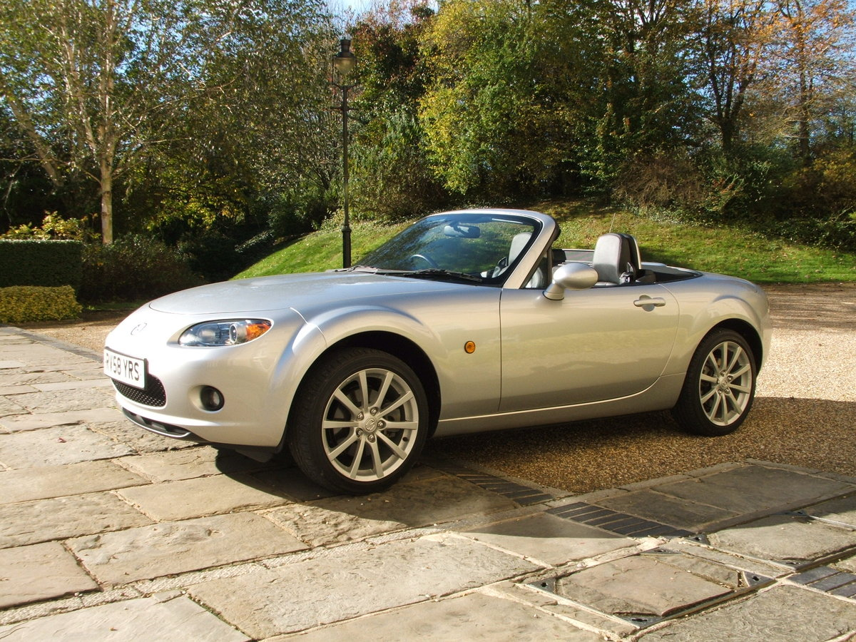2008 MAZDA MX5 2.0 SPORT MINT & LOW MILES, SHOW CAR For Sale (picture 3 of 6)