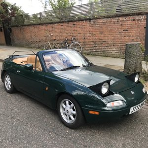 1991 MX-5 Mk1 V Special For Sale