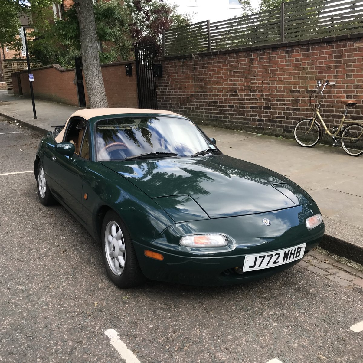 1991 MX-5 Mk1 V Special For Sale (picture 3 of 6)