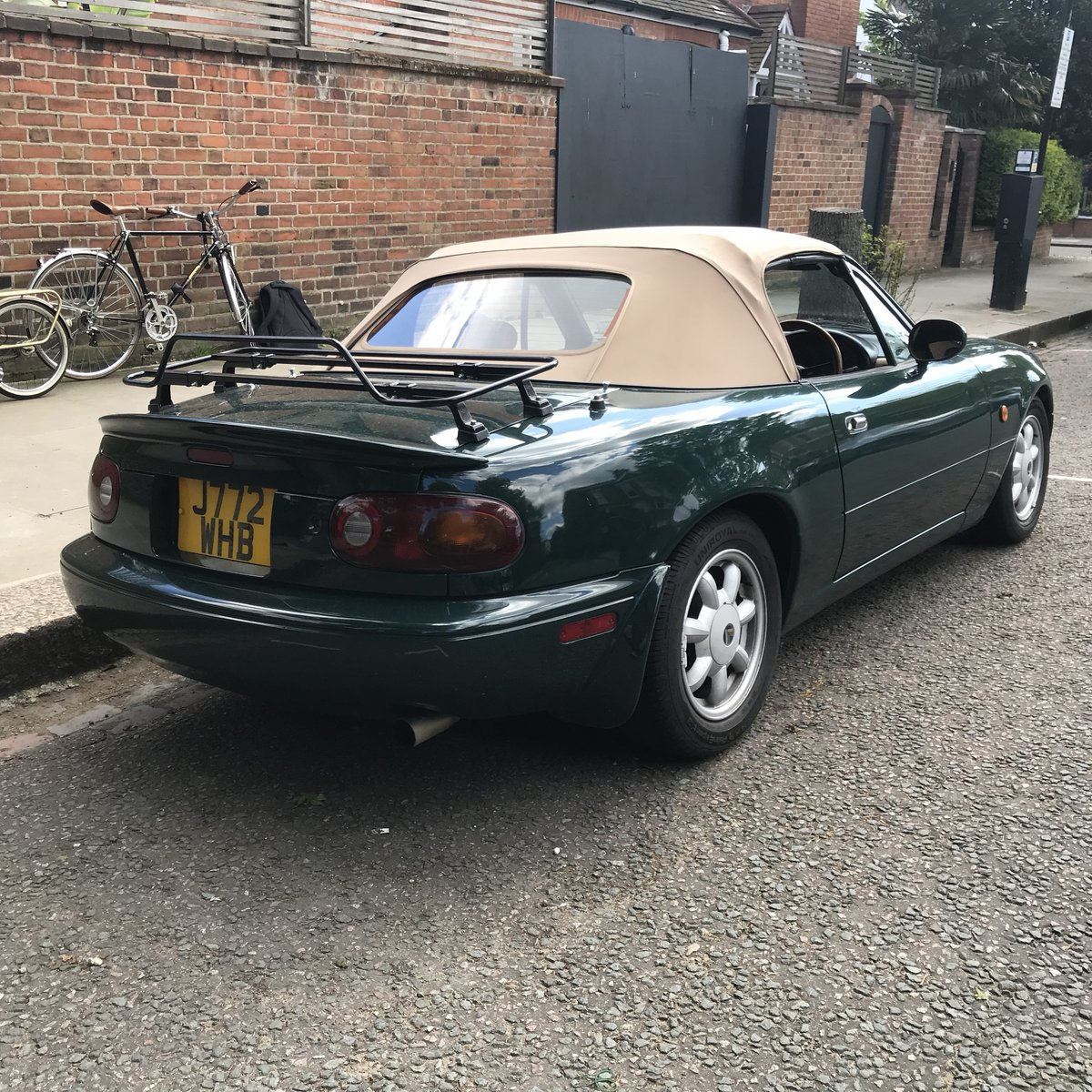 1991 MX-5 Mk1 V Special For Sale (picture 4 of 6)