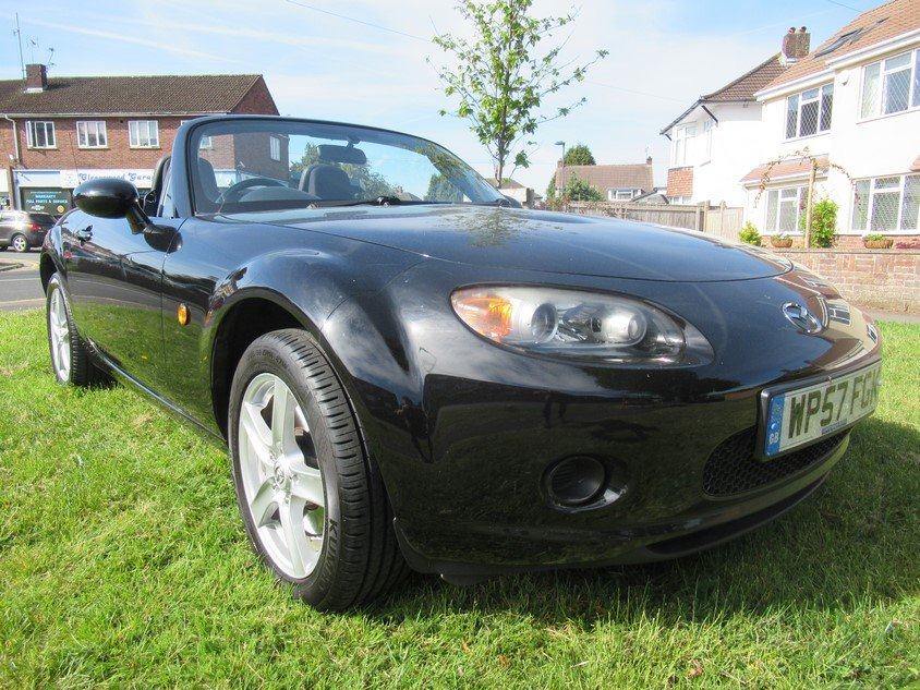 2008 Mazda MX5 1.8 SOLD (picture 1 of 2)